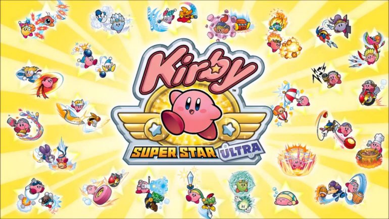 Kirby Super Star Virtual Piano Sheets